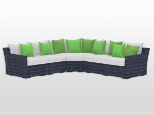 Maui Sectional Sofa Set