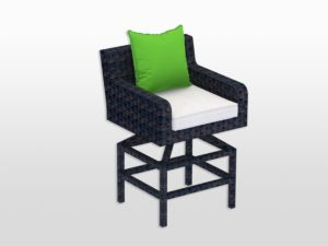 Maui Swivel Bar Stool